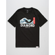 DIAMOND SUPPLY CO. Wave Mens T-Shirt