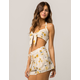 BILLABONG Forever In A Day Womens Crop Top