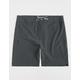 UNDER ARMOUR Reblek Dark Grey Mens Boardshorts