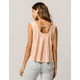 COCO & JAIMESON Crop Womens Tank Top
