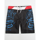 FOX Throttled Mens Boardshorts