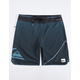 QUIKSILVER New Wave Highline Navy Mens Boardshorts