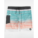 RVCA Uncivilized Teal Blue Mens Boardshorts