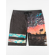 HURLEY Phantom Clark Little Mens Boardshorts