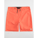 HURLEY One And Only Salmon Mens Boardshorts