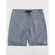 HURLEY One And Only Light Purple Mens Boardshorts