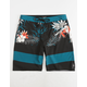 VANS Era Black Mens Boardshorts