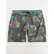 VOLCOM Delusion Stoney Pine Mens Boardshorts