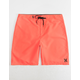 HURLEY One And Only Crimson Mens Boardshorts