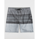 HURLEY Strands Mens Boardshorts