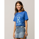 ARCHIE COMICS Riverdale High Womens Crop Tee