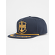 THE MAD HUEYS Captain Mens Snapback Hat