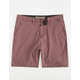 BILLABONG New Order X Submersibles Purple Fade Mens Hybrid Shorts