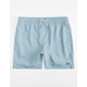 BILLABONG Good Times Layback Powder Blue Mens Volley Shorts