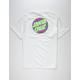 SANTA CRUZ Beach Dot White Mens T-Shirt