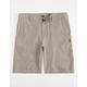 O'NEILL Locked Stripe Dark Army Boys Hybrid Shorts
