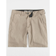BILLABONG New Order X Submersibles Khaki Boys Hybrid Shorts
