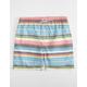 MICROS Blanket Stripe Mens Boardshorts