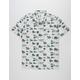 ELEMENT Wendell White Mens Shirt