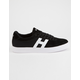 HUF Soto Black & White Mens Shoes