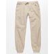 LEVI'S Twill Boys Jogger Pants