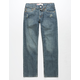 LEVI'S 514 Ripped Boys Straight Jeans