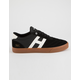 HUF Galaxy Black, White, & Gum Mens Shoes