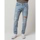 LEVI'S 512 Max Warp Mens Ripped Jeans