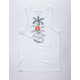 HURLEY Later Mens Tank Top