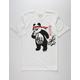 RIOT SOCIETY Panda Yin Yang Bubbles Mens T-Shirt
