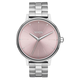 NIXON Kensington Silver & Lavender Watch