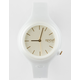 RIP CURL Aurora White & Gold Watch