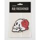 Rose Skull Air Freshener