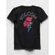 VOLCOM Rose Girls Tee