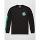 SANTA CRUZ Jorongo Dot Black Mens T-Shirt