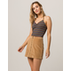 SKY AND SPARROW Corduroy Skirt