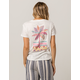 BILLABONG Palm Tree Womens Tee