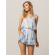 RVCA Milly Womens Romper
