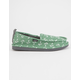 CORDS Draper Deconstructed Green Mens Slippers