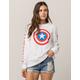 VANS x Marvel Captain Shields Womens Tee