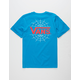 VANS x Marvel Spider-Man Boys Pocket Tee