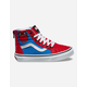 VANS x Marvel Spider-Man Sk8-Hi Zip Kids Shoes