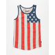 BROOKLYN CLOTH Flag Print Boys Tank Top