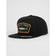 SALTY CREW Mossback Mens Snapback Hat