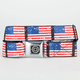 BUCKLE-DOWN Chevy Weathered Flags Buckle Belt