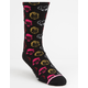 HUF x Peanuts Colors Mens Crew Socks