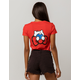 CONVERSE x Hello Kitty Bow Womens Tee