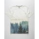 HIPPYTREE Confier Mens Pocket Tee
