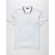 PINK DOLPHIN Tsunami Rope Mens Polo Shirt