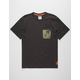 ELEMENT Element Awareness Mens Pocket Tee